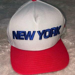 New York Gray Giants SnapBack Hat